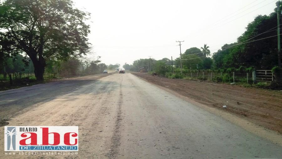 Photo of Lenta la ampliación de la carretera Zihuatanejo – Acapulco