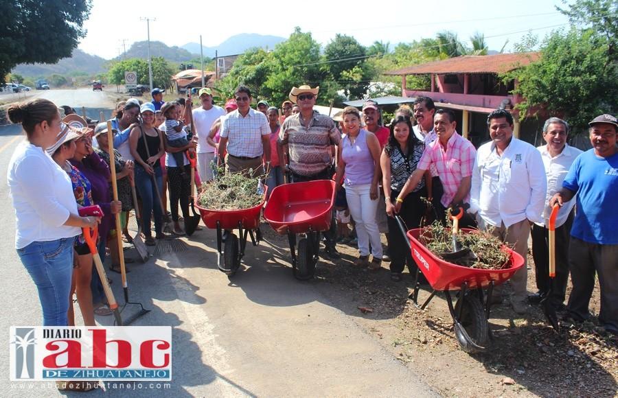 Photo of Presidente GGB encabeza arranque de trabajos del PET en Pantla