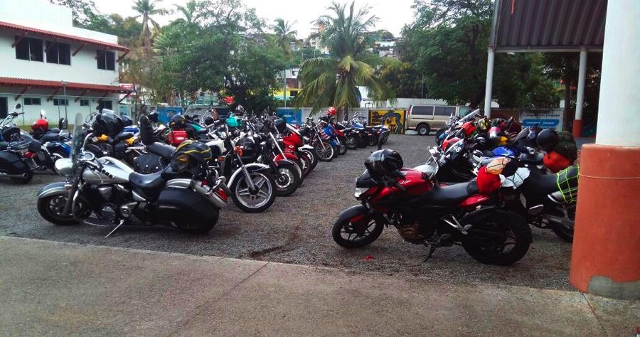 Photo of Se lleva a cabo primera concentración de motociclistas en Zihuatanejo; se reúnen 350