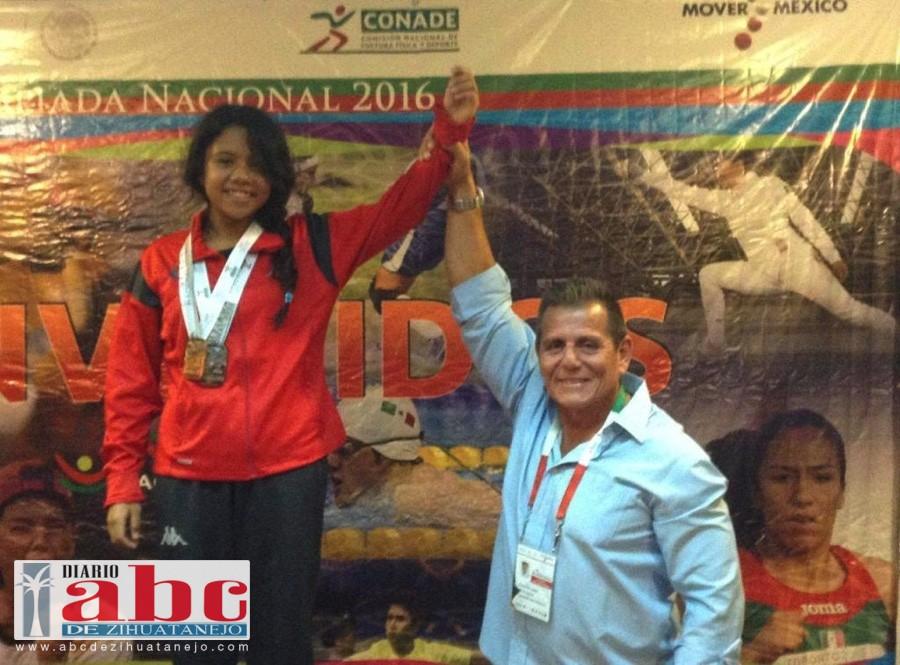 Photo of Guerrero, busca escalar peldaños en el medallero de la Olimpiada Nacional