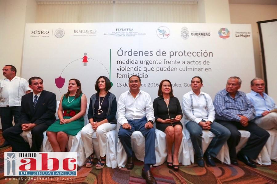 Photo of Se realiza taller «Órdenes de protección frente a actos de violencia que pueden culminar en feminicidio»