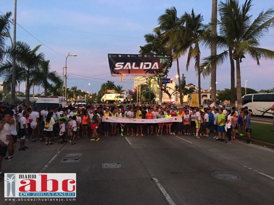 Photo of Asisten más de 3 mil participantes en la 1ra carrera «Prevenir es Vivir», organizada por la Secretaría de protección Civil del Estado