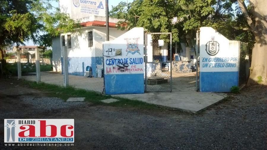 Photo of Habitantes piden medicamentos para su centro de salud