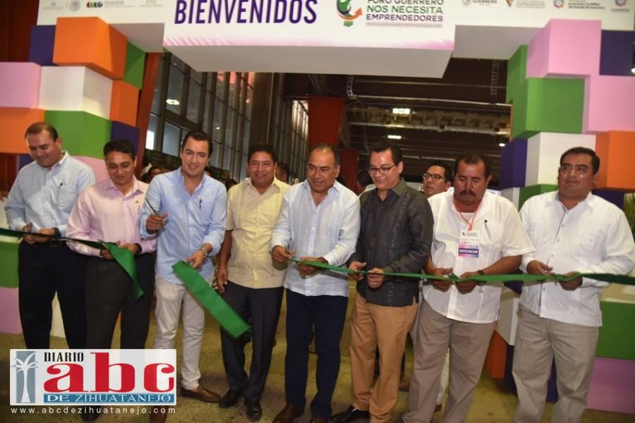 Photo of El gobernador inauguró el Foro Guerrero Nos Necesita Emprendedores