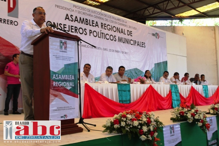 Photo of Huicochea anuncia reestructuración interna del PRI