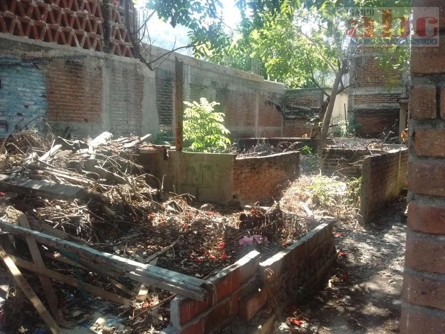 Photo of De la colonia Morelos, reportan lotes baldíos que ya representa un riesgo
