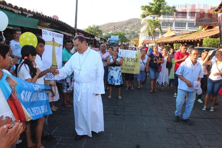 Photo of Unir las instituciones de la sociedad para afrontar las crisis: Ortiz Aguirre