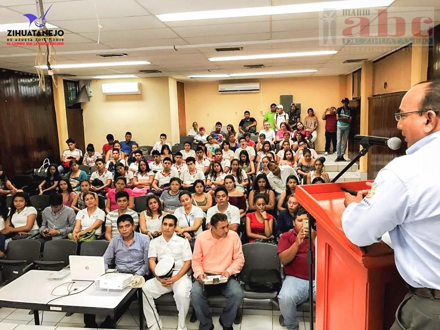 Photo of Gobierno de Zihuatanejo llevó a cabo ponencias en el marco del Día Mundial Forestal