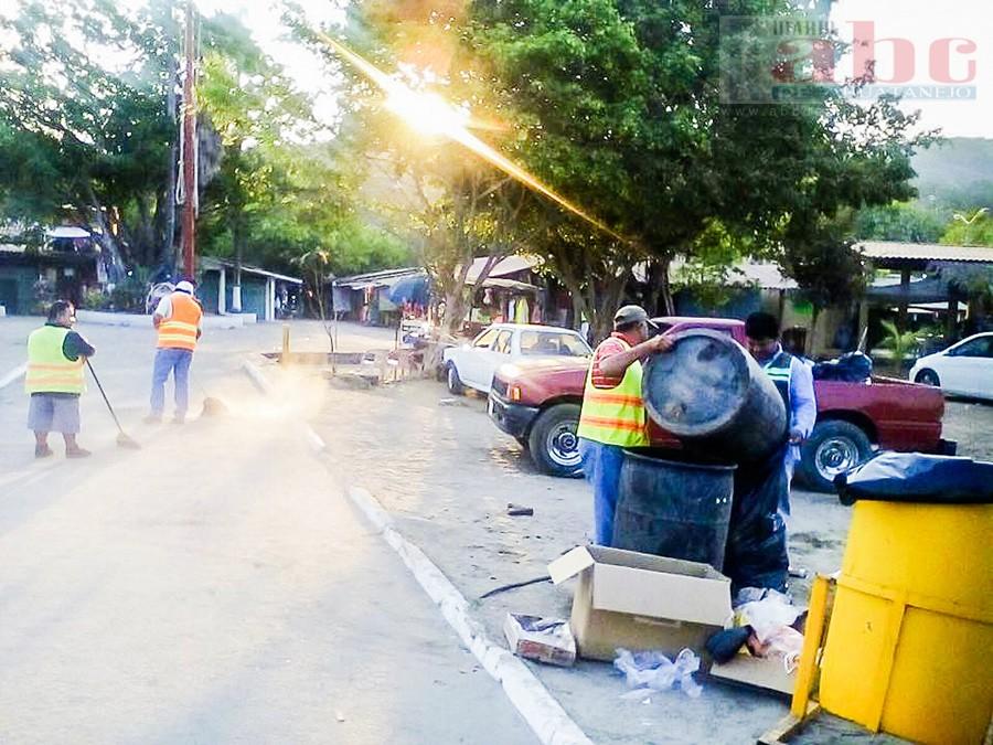 Photo of Gobierno de Gustavo García Bello mantiene limpio el destino durante este periodo vacacional