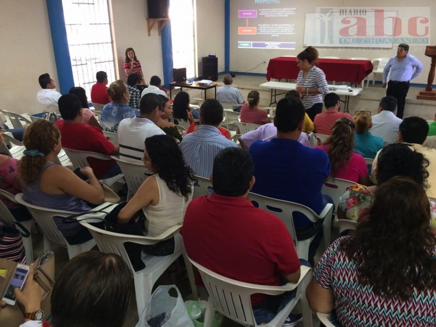 Photo of Capacitan a maestros para una mejor enseñanza educativa