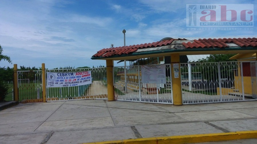 Photo of Falta mantenimiento a la unida deportiva