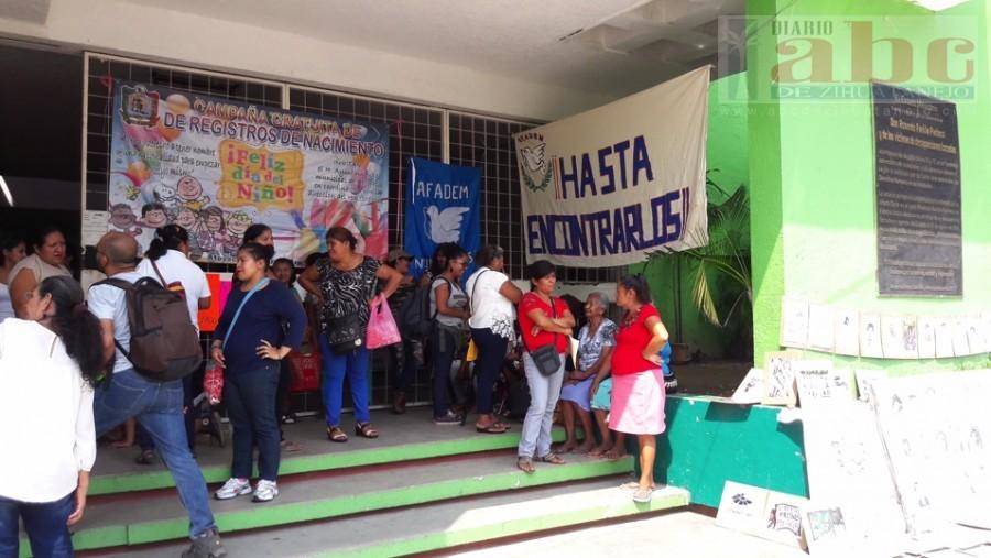 Photo of Conmemoran organizaciones de derechos humanos la semana del detenido y desaparecidos en Atoyac