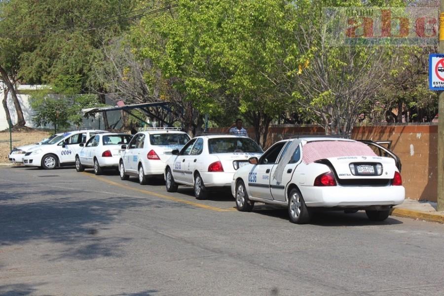 Photo of Vecinos de La Madera ya no soportan a taxistas del sitio La Ceiba