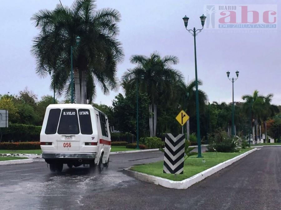 Photo of Las lluvias incrementan el número de accidentes para el transporte público