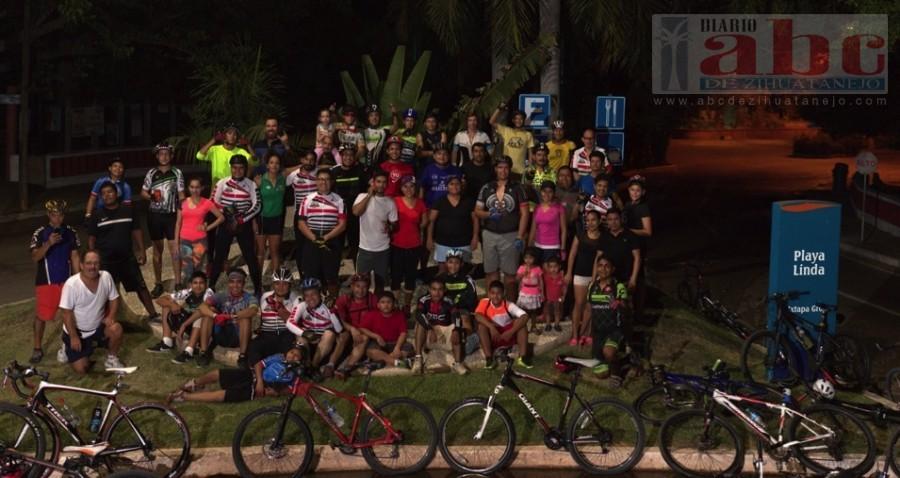 Photo of Deportistas se organizan para fomentar lazos familiares