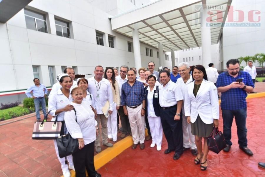 Photo of En dos meses funcionará el nuevo hospital general de El Quemado: Astudillo Flores