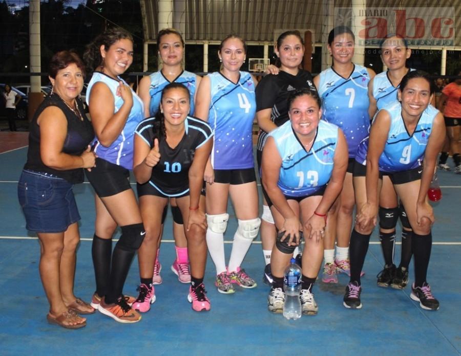 Photo of L-Z (Lázaro Cárdenas), campeonas en el voleibol de Primera Fuerza