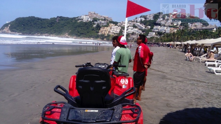 Photo of Alerta Protección Civil Estatal sobre «Mar de Fondo» en la zona costera de Guerrero