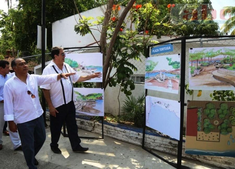 Photo of Avanzadas las gestiones de donación de instalaciones de Semar y Capitanía de Puerto para obra de Paseo del Pescador