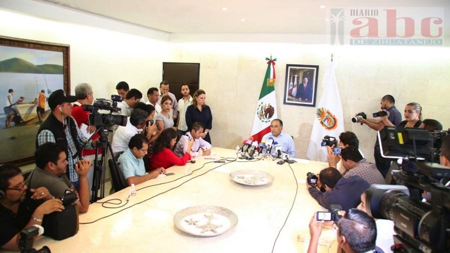 Photo of Declaratoria de emergencia para 25 municipios, solicitará el gobernador al FONDEN