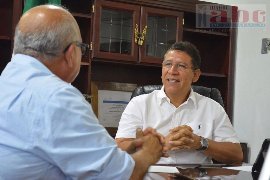 Photo of En mi segundo Informe de Gobierno presenté avances realistas, asegura el presidente Gustavo García Bello