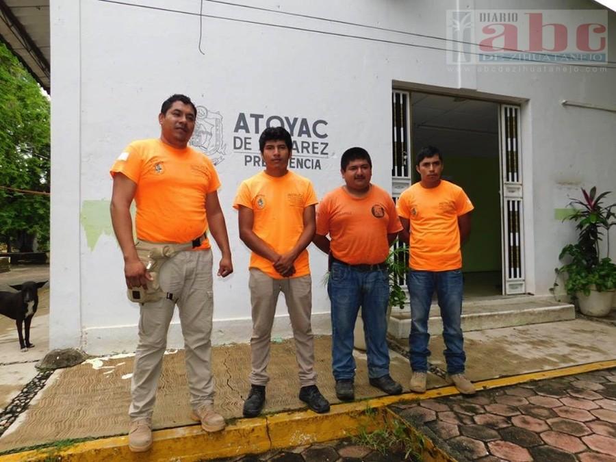 Photo of Brigadas internacionales de rescate Topos Aztecas de Atoyac se trasladan a la CDMX