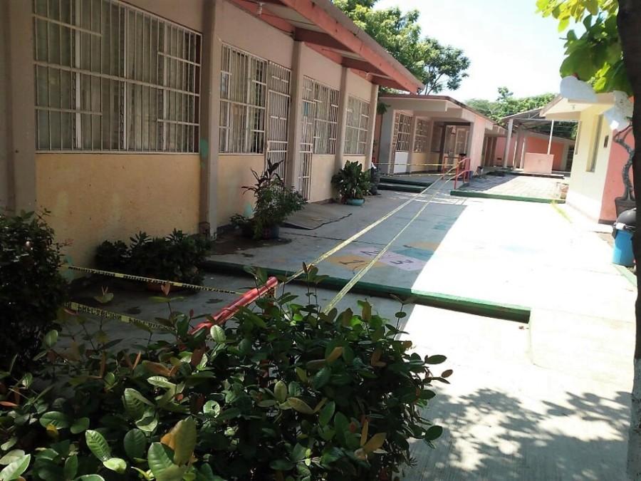 Photo of Dictaminan Centro de Atención Múltiple no apto para utilizarse por alto deterioro
