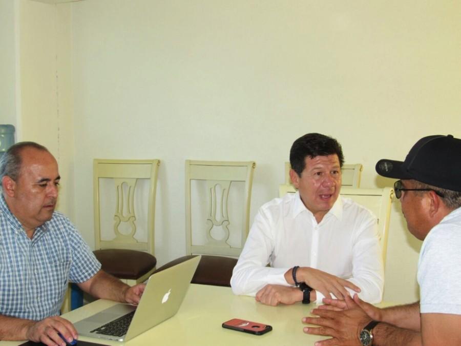 Photo of Concreta el presidente Aviud Rosas Ruiz el «Proyecto El Zapote» una obra hidráhulica que vendrá a resolver el problema de agua potable en La Unión