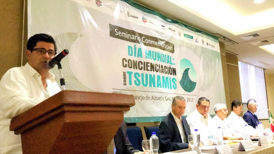 Photo of Gobierno de Gustavo García Bello da la bienvenida a participantes en seminario sobre Tsunamis