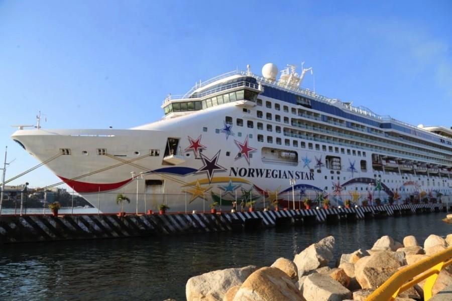 Photo of Arribó al puerto el crucero número 17 con más de 3 mil personas a bordo
