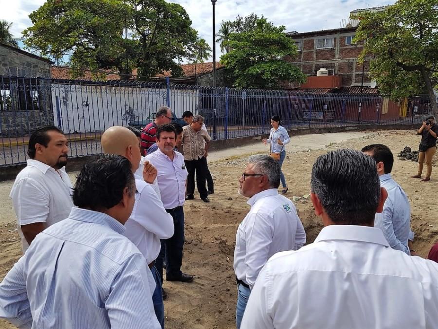 """Photo of Iniciarán construcción del nuevo edificio de la primaria """"Vicente Guerrero"""""""