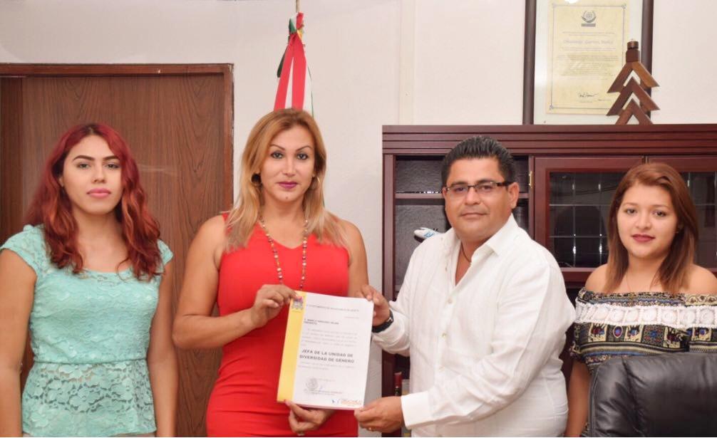 Photo of Presidente HRR realiza cambió en jefatura de la oficina de Diversidad de Género