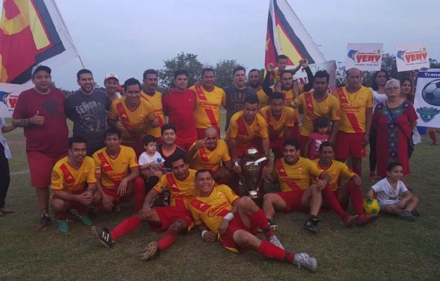 Photo of Atlético Camelia, campeón de la Liga de Lázaro Cárdenas
