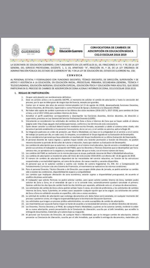 Photo of Denuncian maestros caída del sistema de la página de cambios y permutas de la SEG