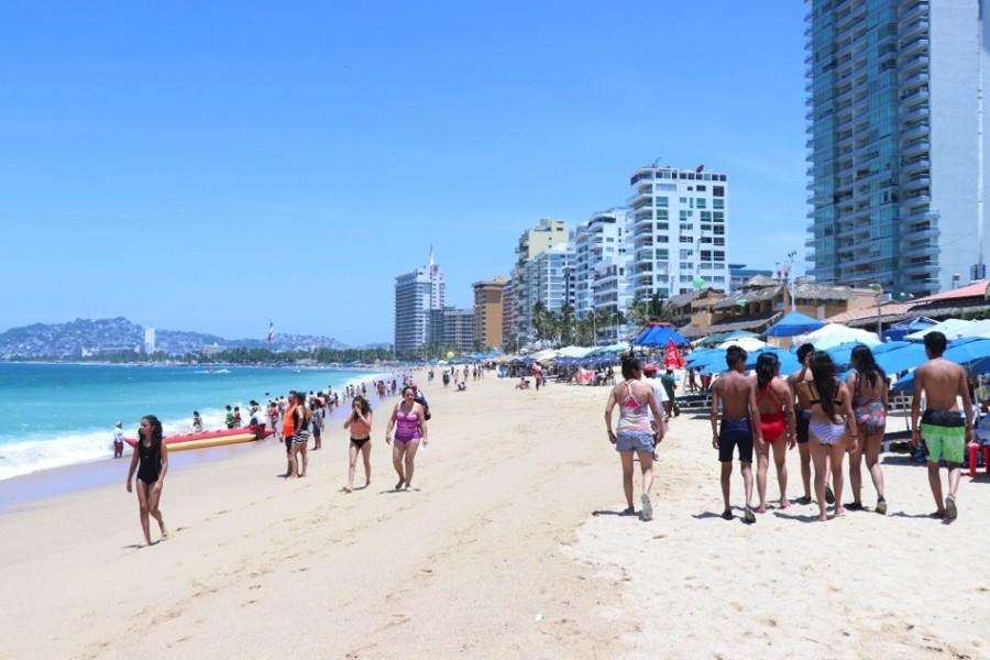Photo of Destaca en ocupación hotelera el Acapulco Dorado con el 94.4%, Taxco con el 90.9 e Ixtapa con el 81.5 por ciento
