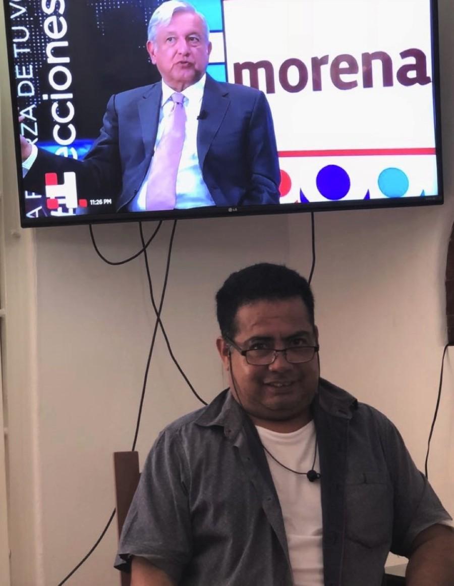 Photo of Ignacio Salazar se compromete a llevar demandas ciudadanas ante AMLO