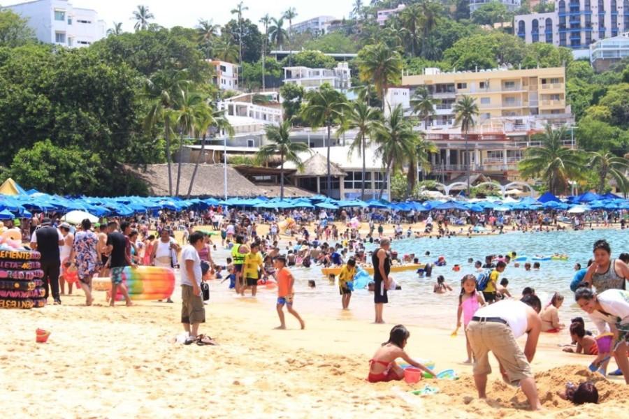 Photo of La Secretaría de Turismo estatal informó que de continuar esta tendencia en los flujos de visitantes se prevé romper la expectativas este verano
