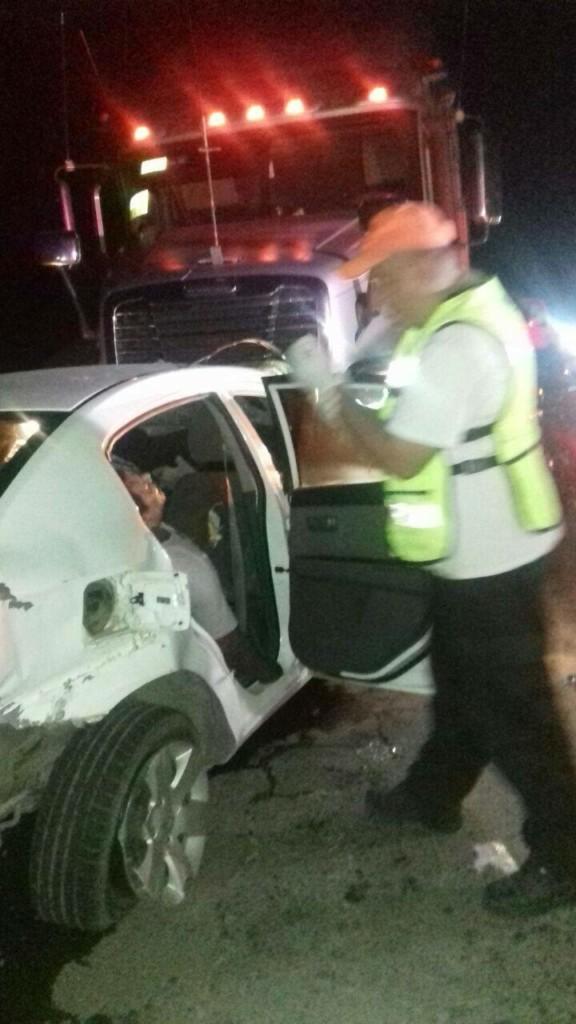 Photo of Accidente deja seis muertos en la carretera nacional #Zihuatanejo #Acapulco