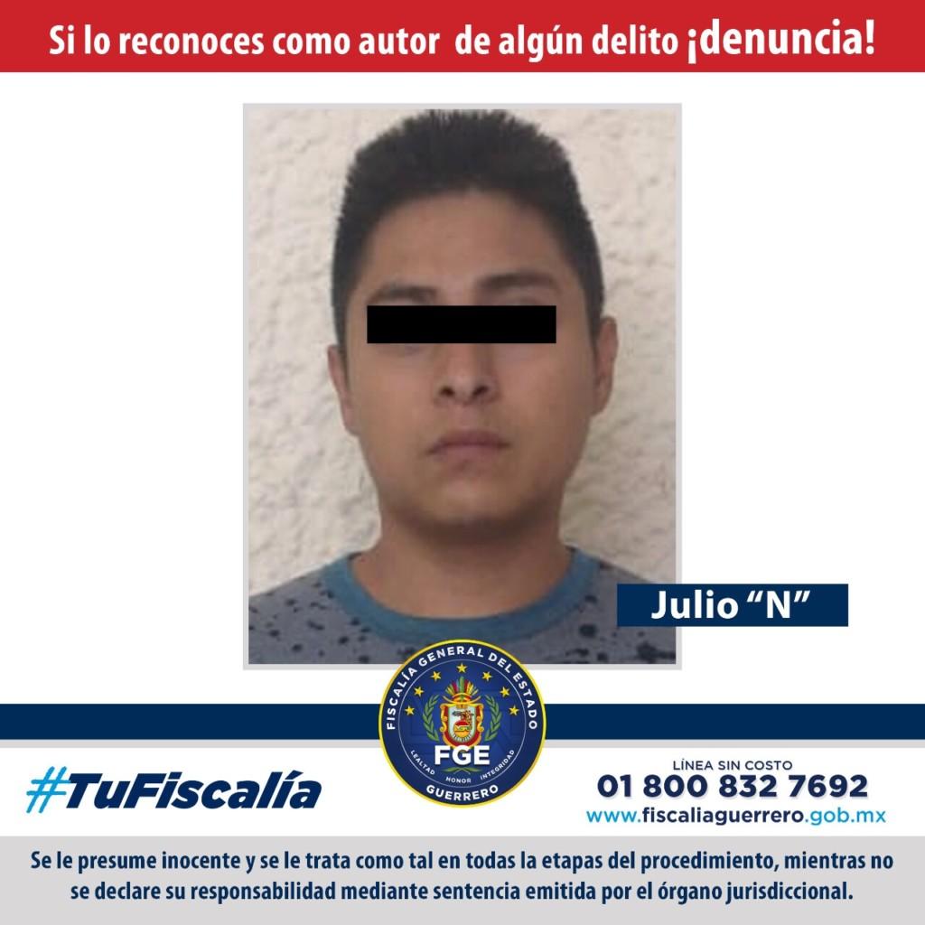 Photo of FIscalía de Guerrero informó captura de presunto secuestrador, fue vinculado a proceso.