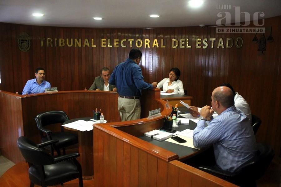 Photo of Quedan improcedentes impugnaciones del PRI en Petatlán