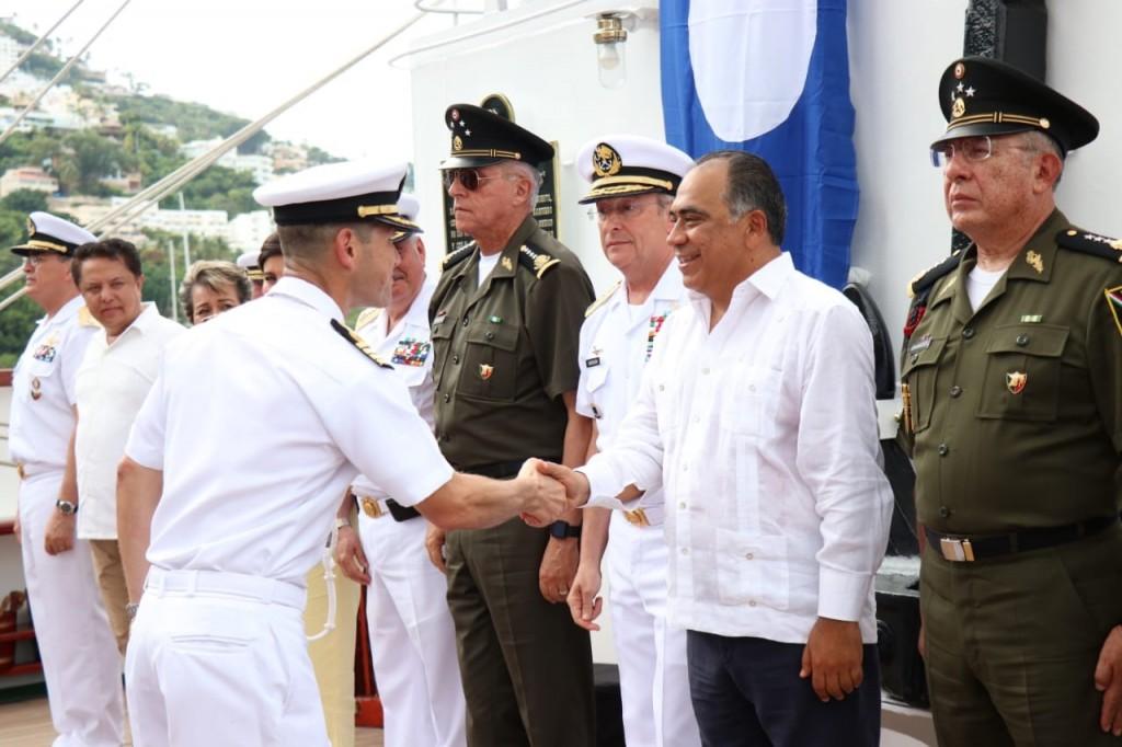 Photo of ARRIBO EL BUQUE ESCUELA CUAUHTÉMOC AL PUERTO DE ACAPULCO TRAS VIAJE DE INSTRUCCIÓN DE 8 MESES