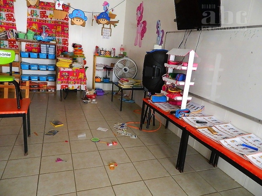 Photo of Con impunidad aumentan robos a escuelas públicas