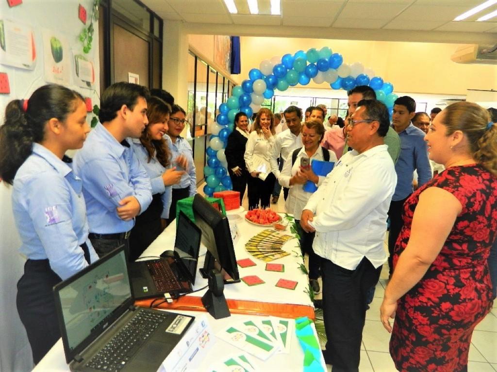 Photo of Con muestra de proyectos elaborados por los alumnos cierra el año el ITCG