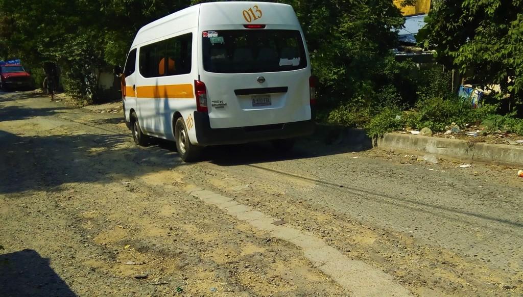 Photo of Ruta de combi de El Barril, la más problemática