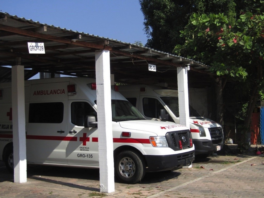 Photo of Cambios en Cruz Roja Zihuatanejo