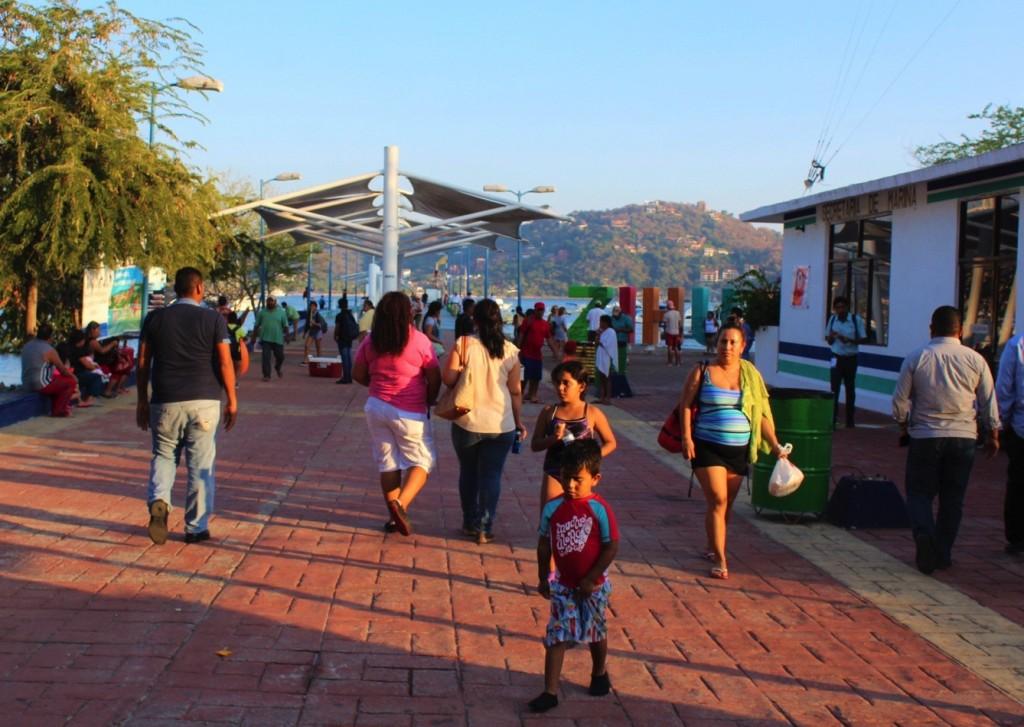 Photo of Ixtapa-Zihuatanejo registra actividad turística del 85 por ciento en fines de semana