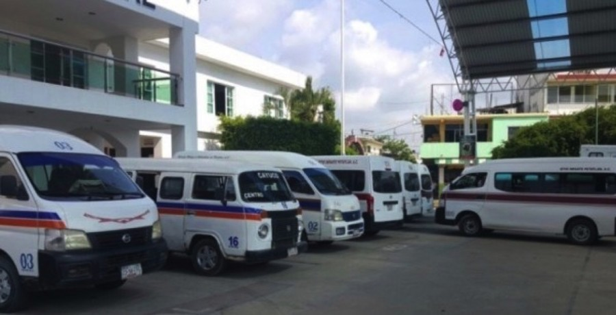Photo of Completamente legal el aumento al transporte público en Petatlán