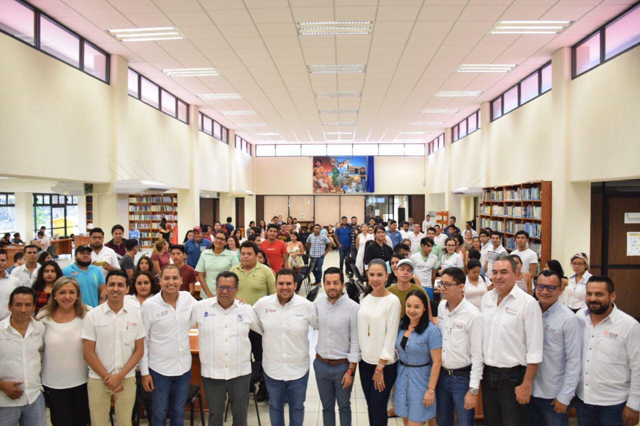 Photo of Jorge Sánchez promueve participación de jóvenes en elaboración del PNJ