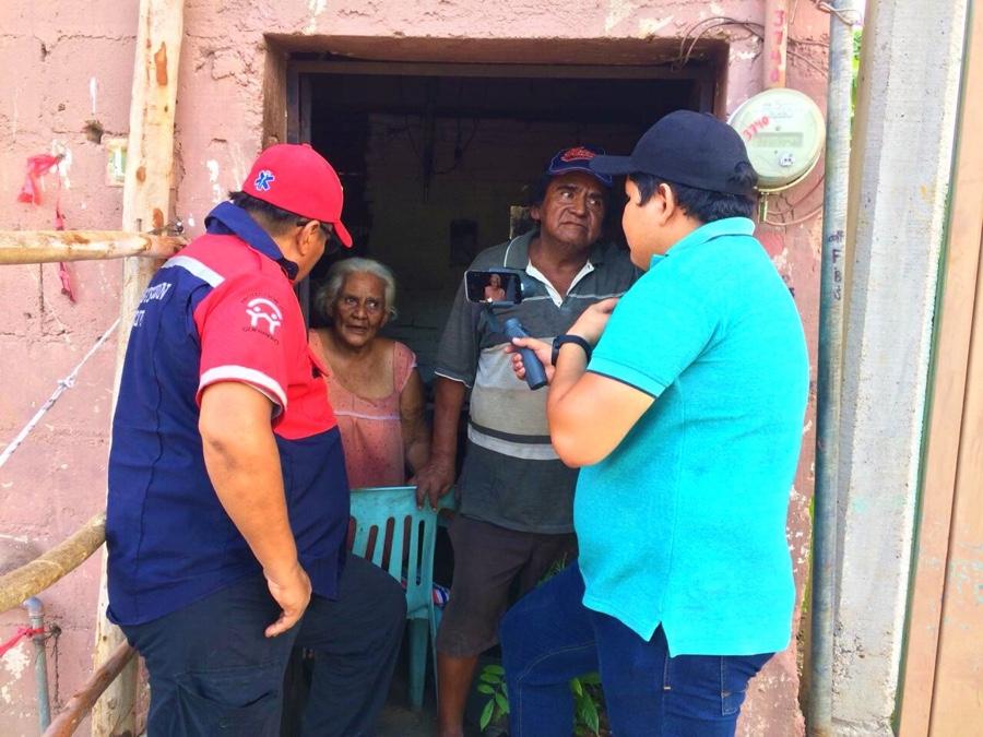 Photo of Personas en alto riesgo dejan sus viviendas ante peligro en temporada de lluvias