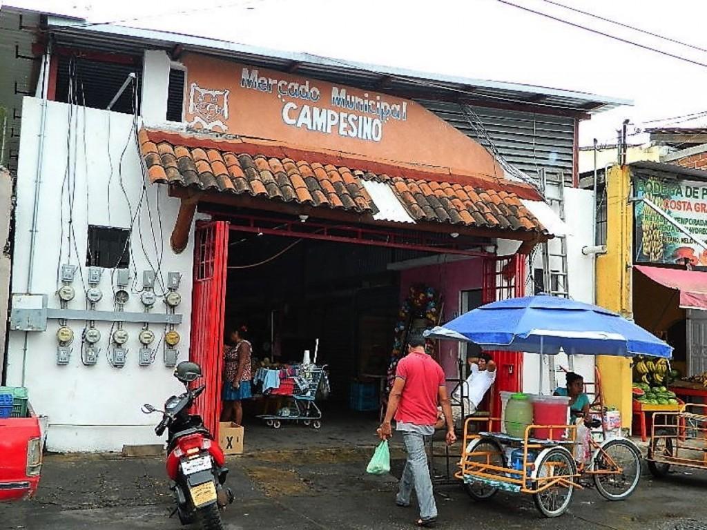 Photo of Necesario el cambio de uso de suelo en mercado campesino para su construcción